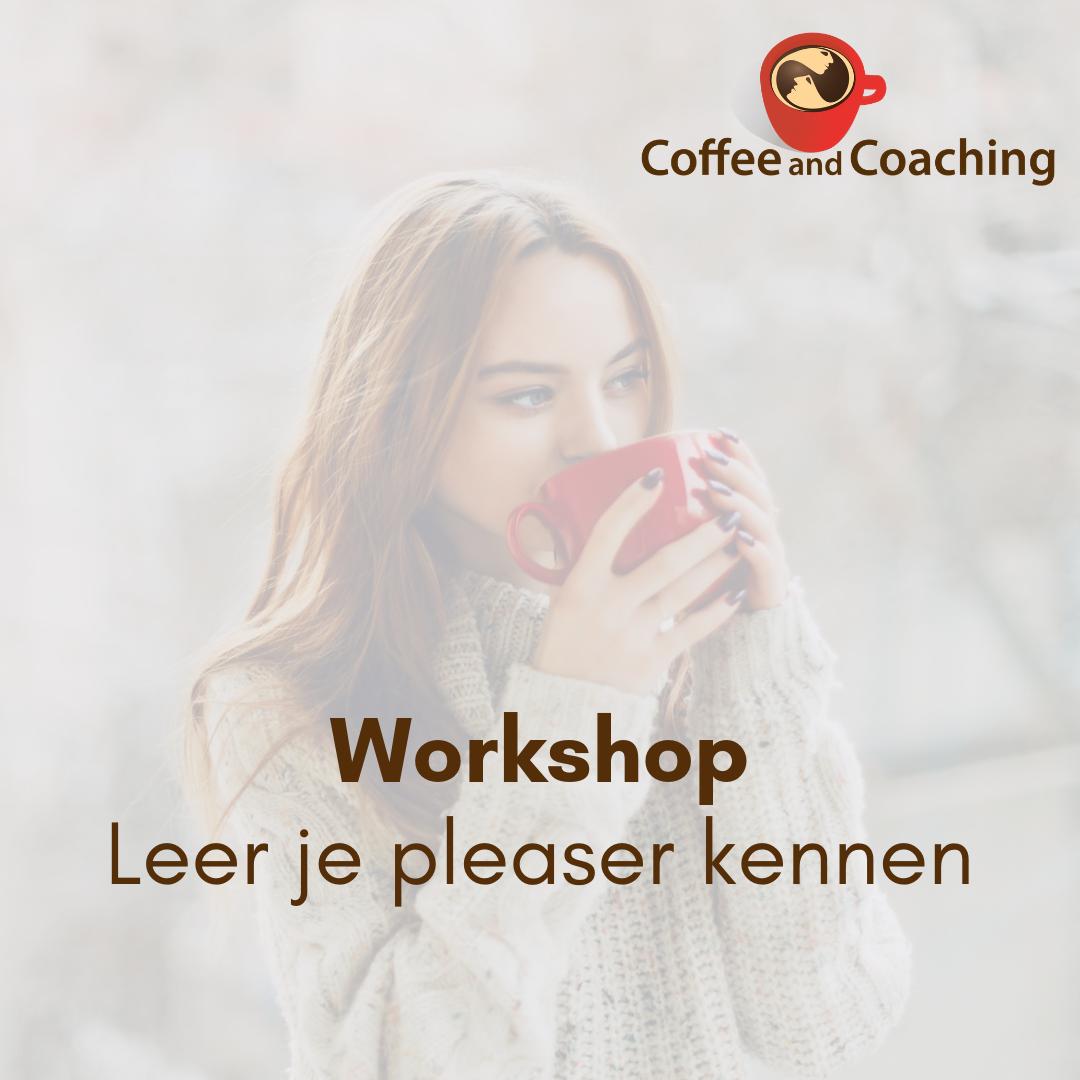 Workshop Leer je pleaser kennen