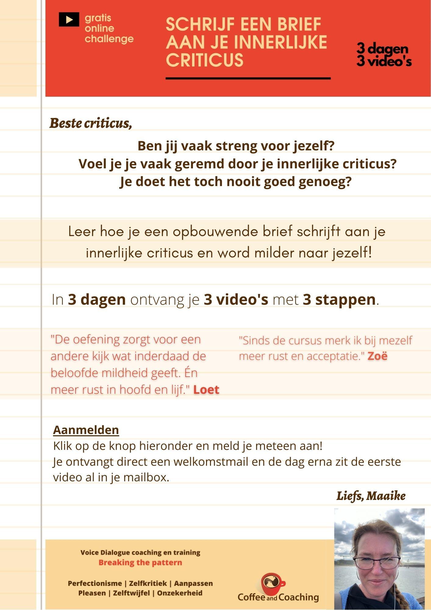 gratis online challenge